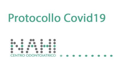 Il nostro protocollo operativo per Covid-19